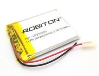 233350 3.7в 310mah pk1 robiton