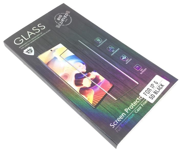 защитное стекло iphone 6/6s 5d