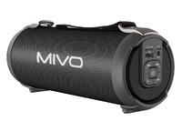 колонка муз.mivo m-10(bluetooth, usb, micro usb, sd карта,fm,1500mah)