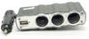 Разветвитель прикуривателя на 3 + 1 USB DREAM